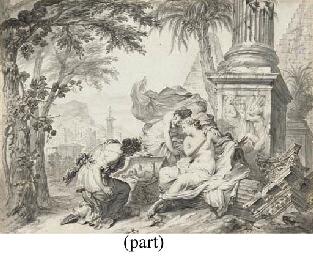 Godfried Maes (Antwerp 1649-1700 ?)