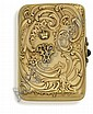 A jewelled gold cigarette-case , Carl Faberge, Click for value