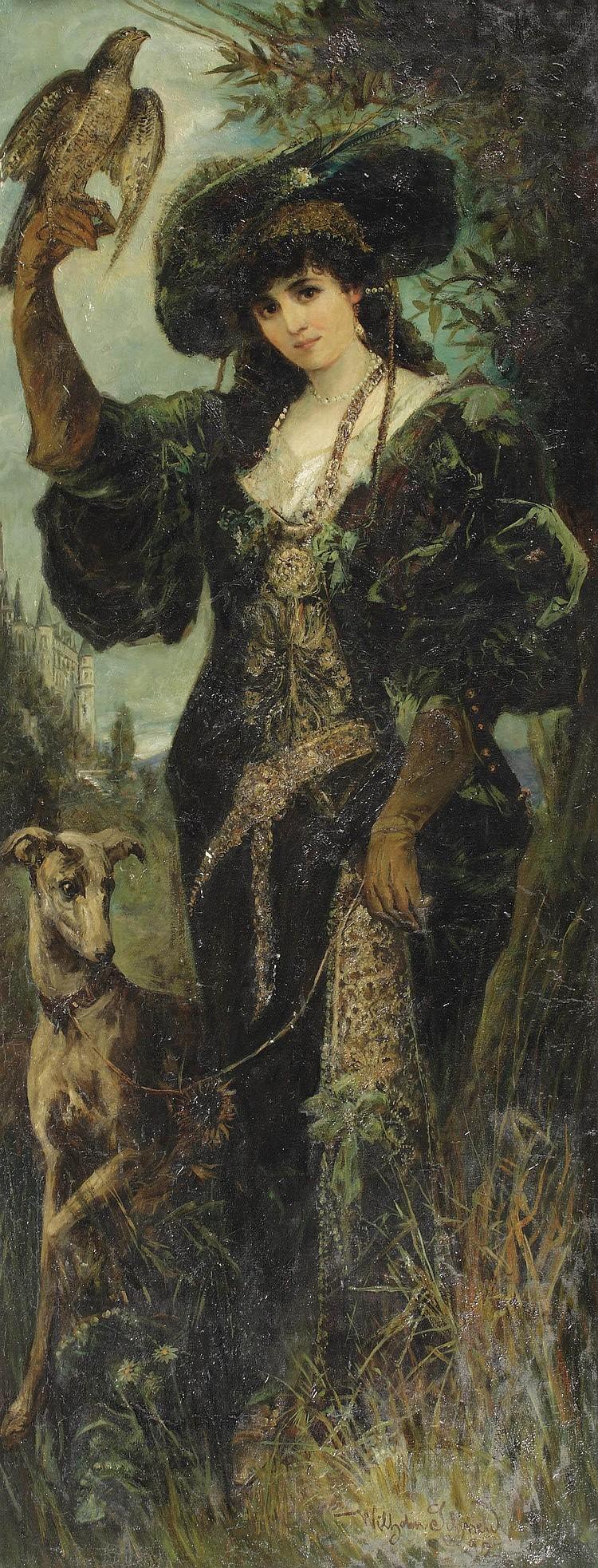 Wilhelm Heinrich Schneider (Neukirchen 1821-1900 Dresden)