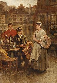 Theodorus Ludovicus Mesker (The Hague 1853-1894)