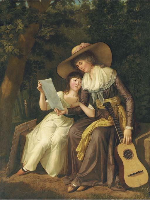Hugh Douglas Hamilton (c.1740-1808)