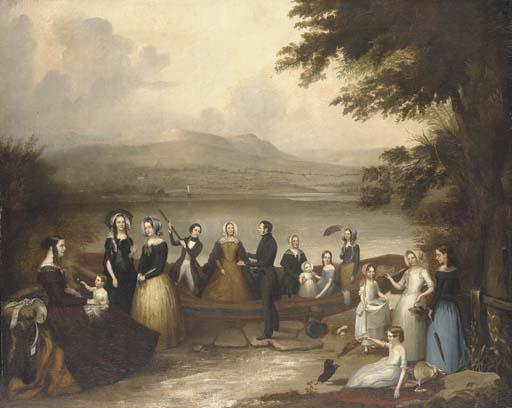 Joseph Patrick Haverty, R.H.A. (1794-1864)