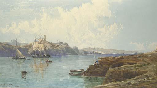 John Faulkner, R.H.A. (1830-1888)