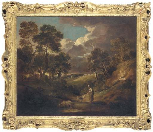 Gainsborough Dupont (1754-1797)