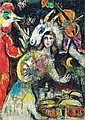 L'hiver, Marc Chagall, Click for value