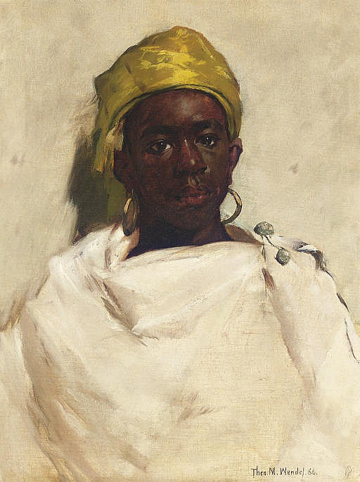 Portrait of a Moroccan Youth