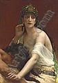 Samson and Delilah, Alexandre Cabanel, Click for value
