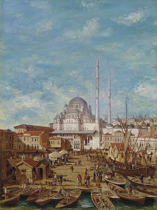 Yeni Cami, Constantinople