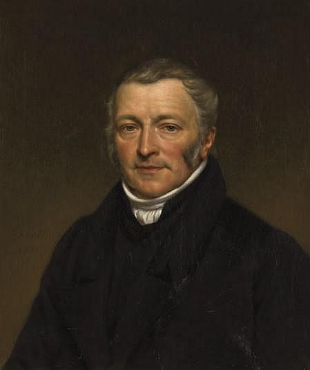 CORNELIS CELS (LIER 1778 - 1859 BRUXELLES)