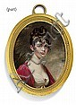 TWO ENGLISH PORTRAIT MINIATURES: ONE BY ROBERT WILLIAM SATCHWELL (BRITISH, FL. 1793-1818), THE OTHER BY NATHANIEL PLIMER (BRITISH, 1757-1822), Nathaniel Plimer, Click for value