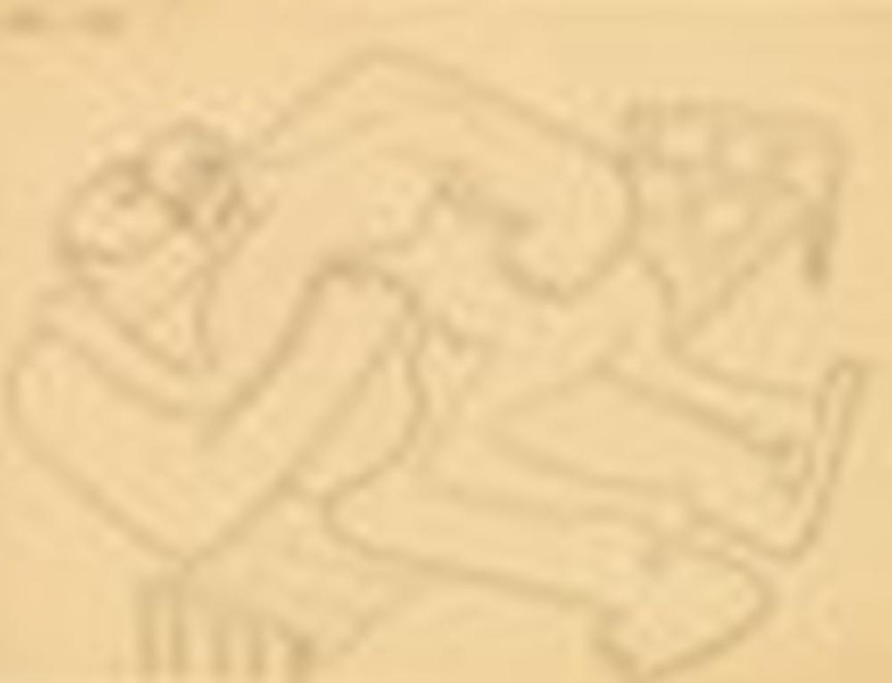 Sergei Eisenstein (1898-1948) Côte à côte; and nine other erotic drawings p