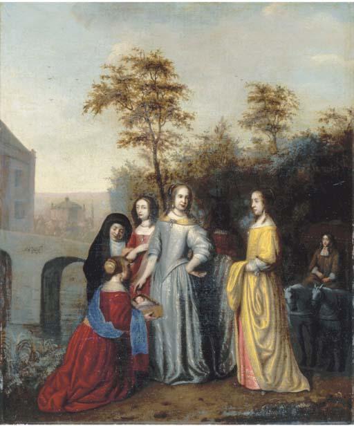 Abraham van Dijck (Amsterdam 1635/6-1672)