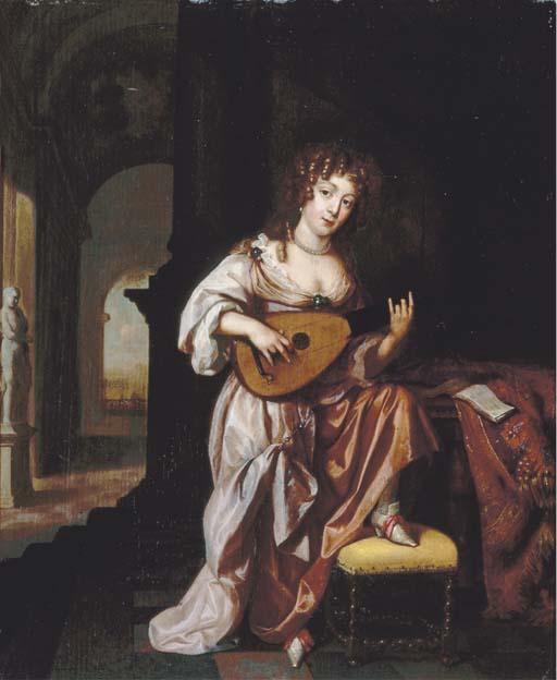 Reynier de la Haye (Amsterdam 1640?-1695 Antwerp)