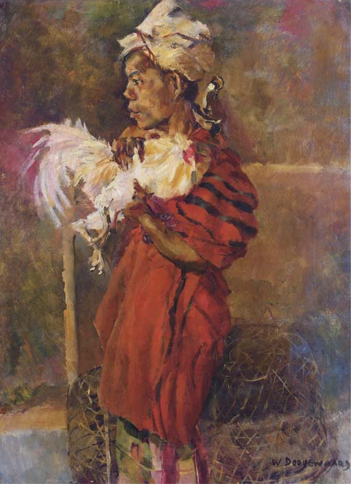 Willem Dooyewaard (Dutch 1892-1980)