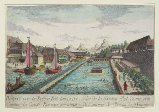 Frangois Xavier Habermann (1721-1796) engraver