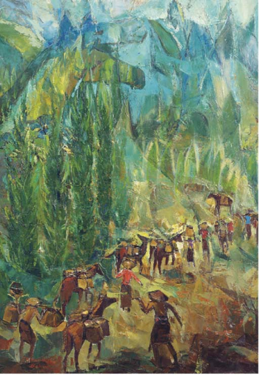 Putu Ngurah Wardhana (Indonesian, b. 1933)