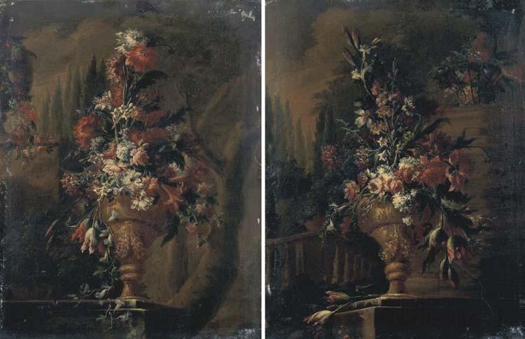 Gaspare Lopez, Gaspare dei Fiori (Napoli c. 1650-1732 Firenze)