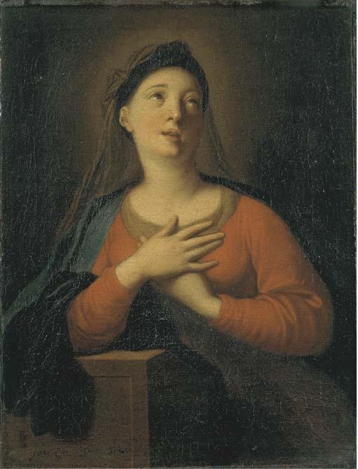 Jacques-François Courtin (Sens 1672-1752 Parigi)