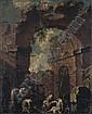 Alessandro Magnasco, il Lissandrino (Genova 1667-1749) e Clemente Spera (attivo in Lombardia, c., Alessandro Magnasco, Click for value