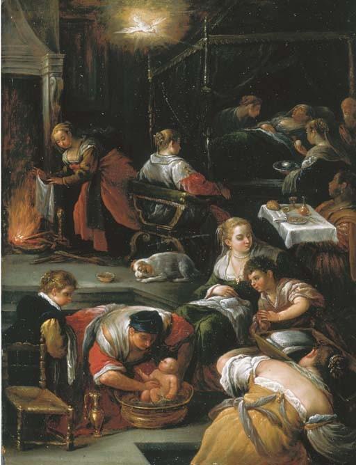 Francesco da Ponte, Francesco Bassano (Bassano del Grappa 1549-1592 Venezia)