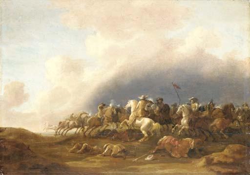 Jan van den Stoffe (Leiden 1611-1682)