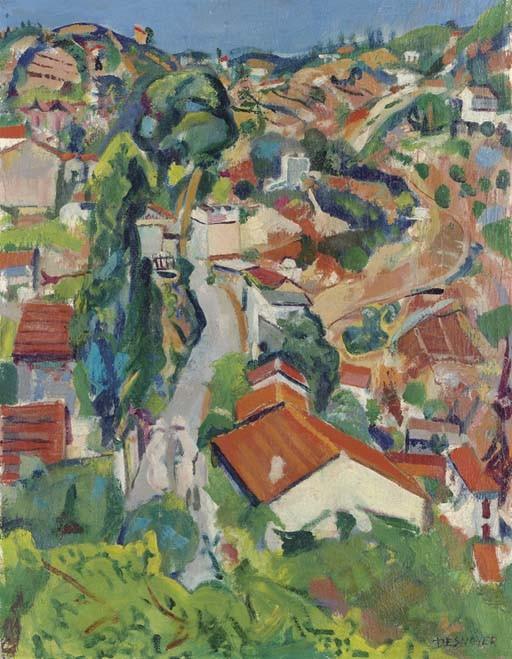 Francois Desnoyer (1894-1974)