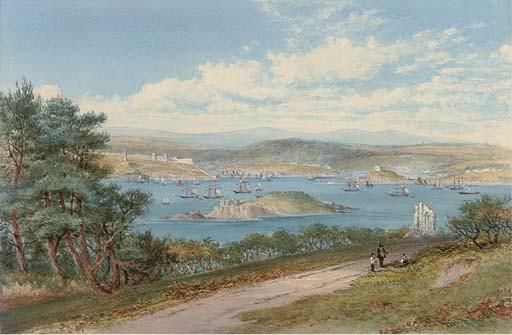 Philip Mitchell, R.I. (1814-1896)