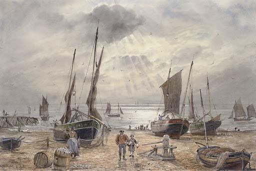William Edward Atkins (1842-1910)