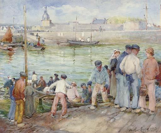 Arthur Legge (1862-c.1936)