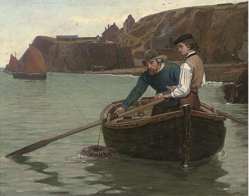 Charles Napier Hemy, R.A. (1841-1917)