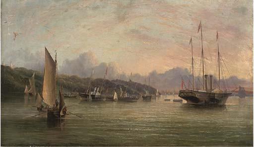Arthur Wellington Fowles (c.1815-1878)