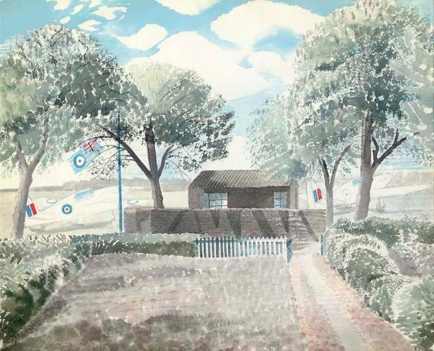 Eric Ravilious Artwork For Sale At Online Auction Eric