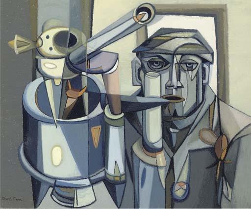 David Carr (1915-1968)