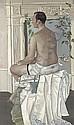 Cupid after his Bath, Alison Watt, Click for value