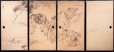 Kishi Ganku (1749 or 1756-1839)