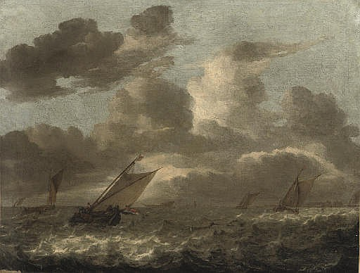 Shipping in choppy waters
