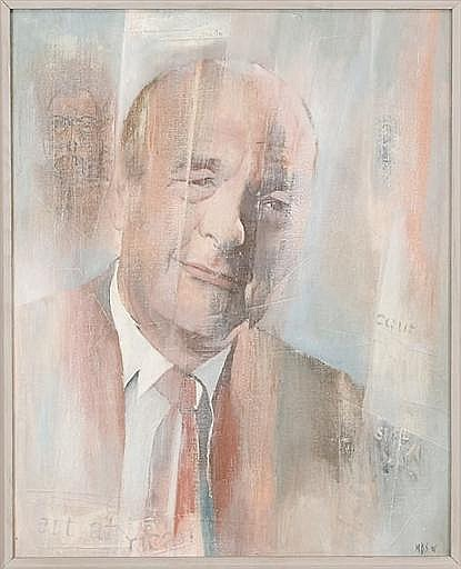 MERTON D SIMPSON (NE EN 1928 - 1999)