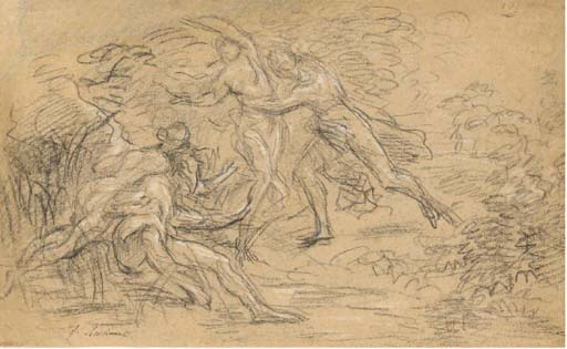 Attribué à Bon Boullogne (1649-1717)