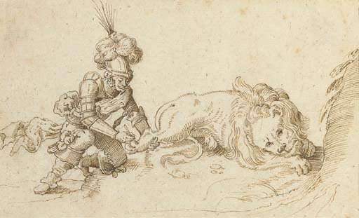 Entourage de Virgil Solis (1514-1562)