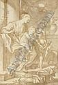 Domenico Piola (1627-1703), Domenico Piola, Click for value