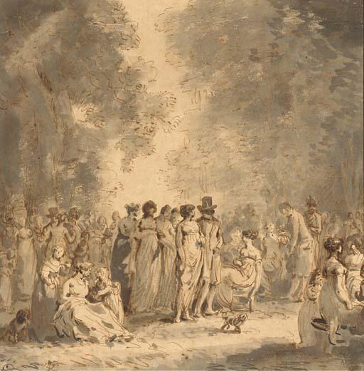 Jean-Pierre Norblin de la Gourdaine (1745-1830)