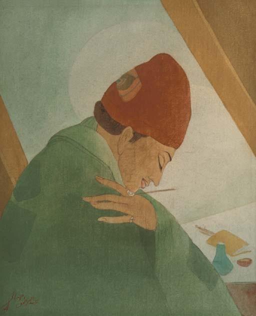 Abdur Rahman Chughtai (1894 - 1975)