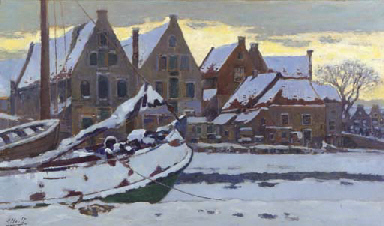 Herman Heuff (Dutch, 1875-1945)