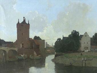 Leendert van der Vlist (Dutch, 1894-1962)