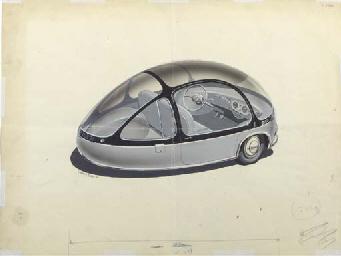 Charles Burki (Dutch, 1909-1994)