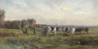 Carlos de Haes (Dutch, 1826-1898)