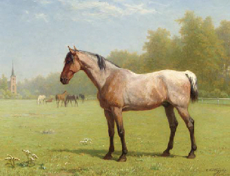 Charles Philogenes Tschaggeny (Belgian, 1815-1894)