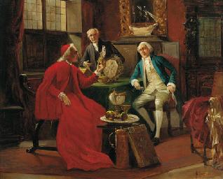 August Knoop (b.1856)