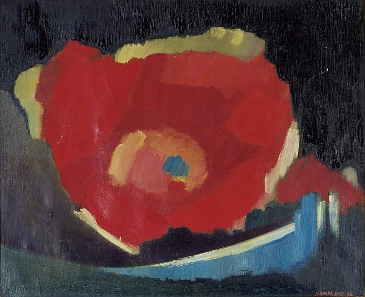 Seundja Rhee (1918-2009)