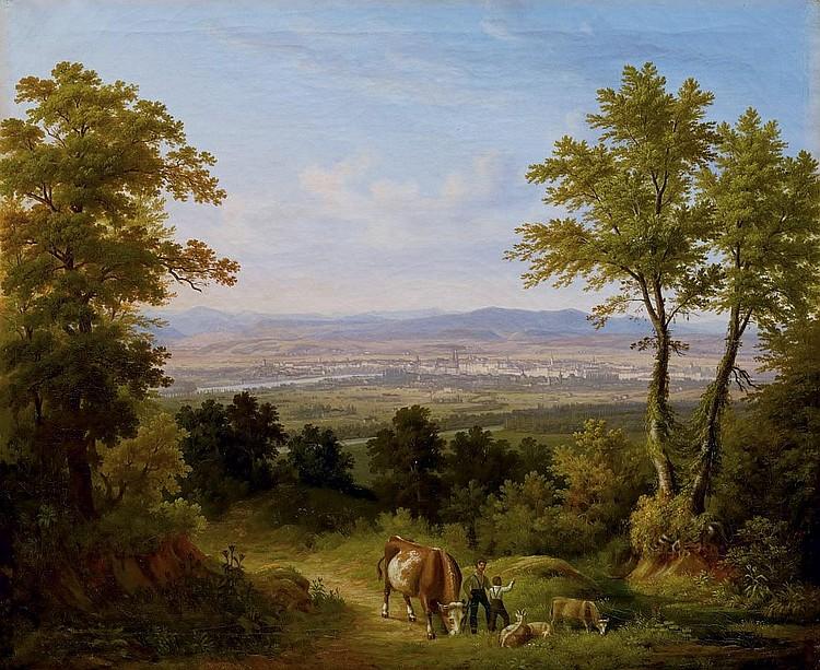 ANTON WINTERLIN (1805-1894)